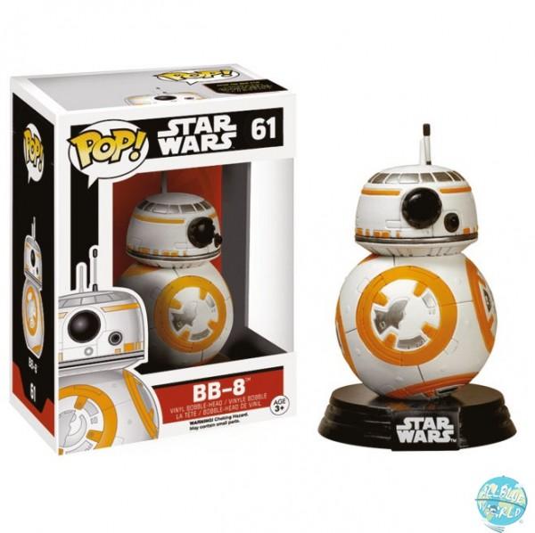 Star Wars Episode VII - BB-8 Figur - POP: Funko