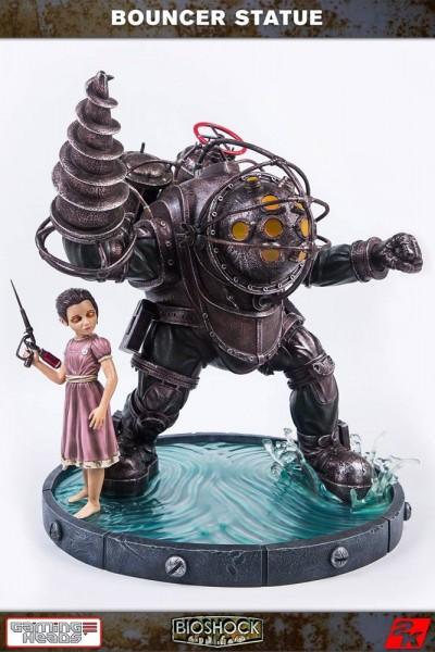 BioShock - Big Daddy - Bouncer Statue: Gaming Heads