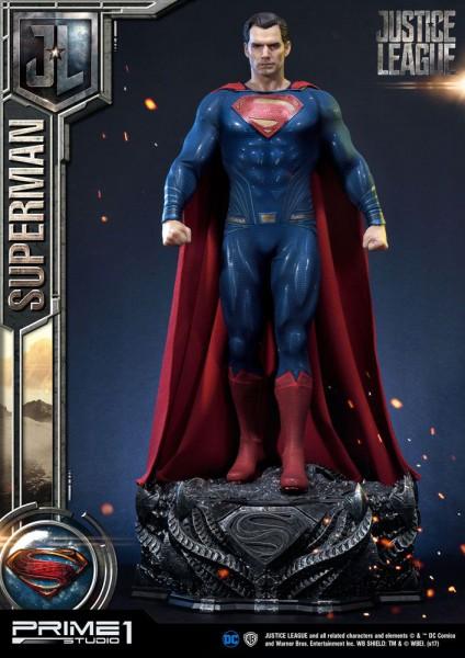 Justice League - Superman Statue: Prime 1 Studio