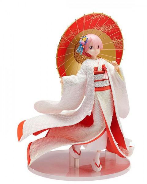 Re:ZERO -Starting Life in Another World - Ram Statue / -Shiromuku-: Furyu