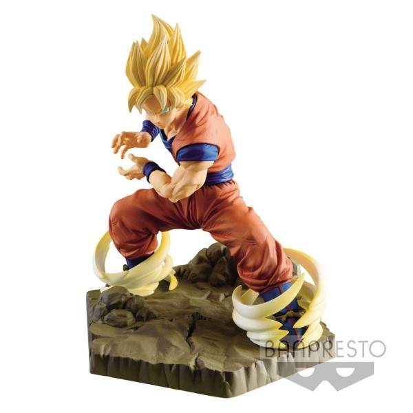 Dragon Ball - Son Goku Figur / Absolute Perfection: Banpresto