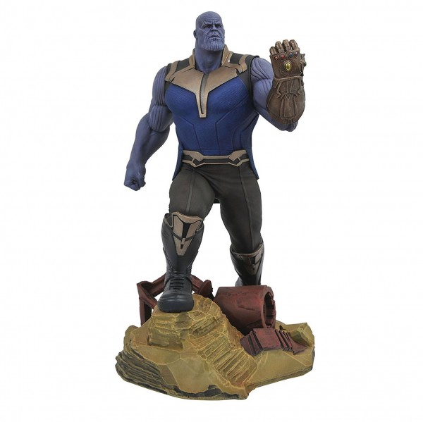 Avengers Infinity War - Thanos Statue / Marvel Gallery: Diamond Select
