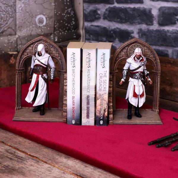 Assassin's Creed - Altair and Ezio Buchstütze: Nemesis Now