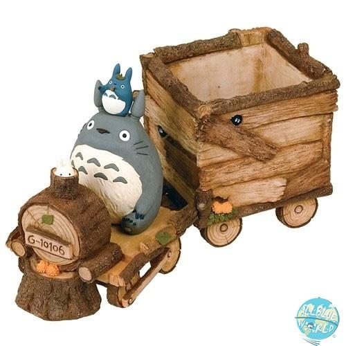 Studio Ghibli - Blumentopf Lokomotive - Mein Nachbar Totoro: Benelic