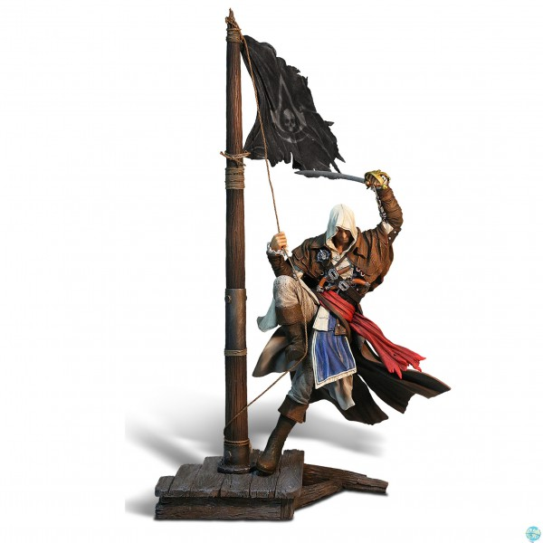 Assassin's Creed IV - Edward Kenway Statue - Master of the Seas: Ubisoft