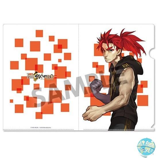 Fate/Extella - Mappe A4 Transparent - Li Shuwen: Hobby Stock