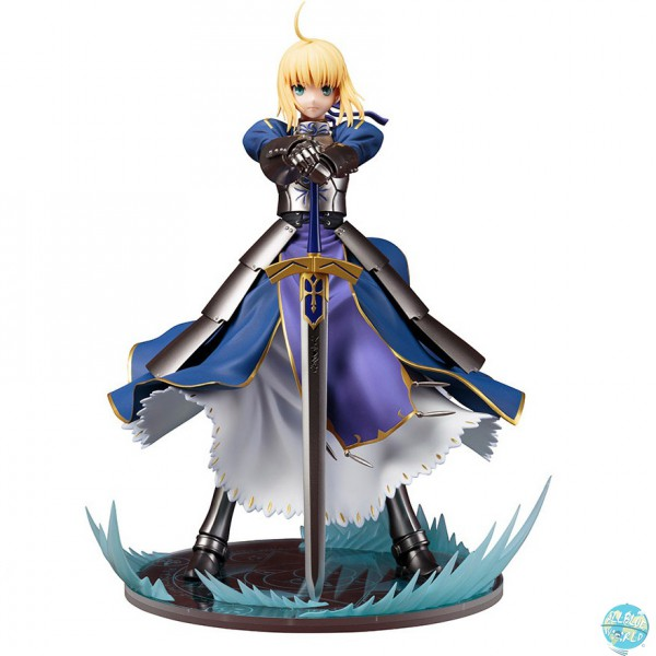 Fate-Stay Night - Saber Ani Statue - King of Knights: Kotobukiya