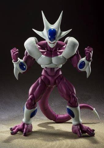 Dragonball - Cooler Actionfigur / S.H. Figuarts - Final Form: Tamashii Nations