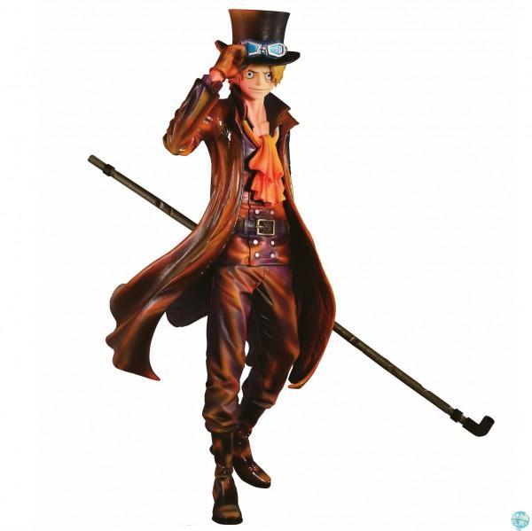 One Piece - Sabo Figur - SCultures / Burning Color Version: Banpresto