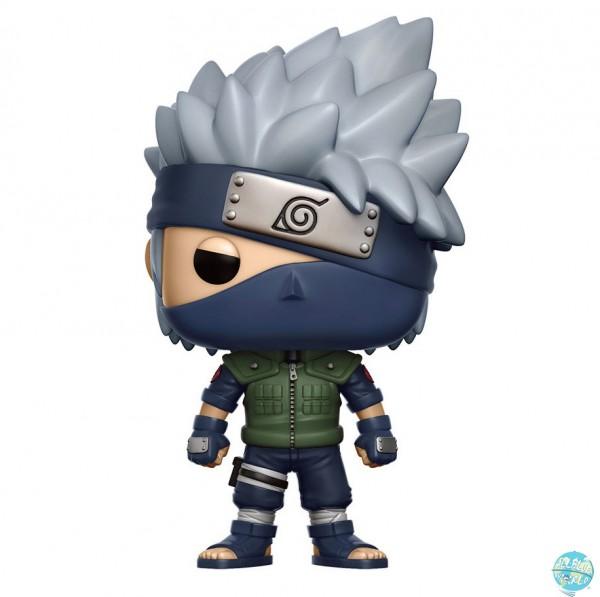 Naruto Shippuden - Kakashi Figur - POP!: Funko