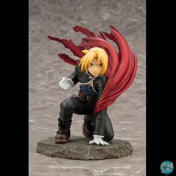 Fullmetal Alchemist - Edward Elric Statue - ARTFX J: Kotobukiya