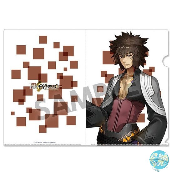 Fate/Extella - Mappe A4 Transparent - Archimedes: Hobby Stock
