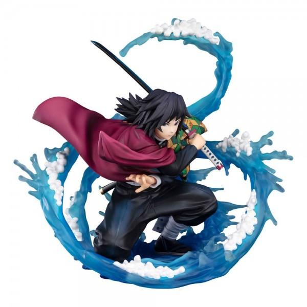 Demon Slayer: Kimetsu no Yaiba - Giyu Tomioka Figur / FiguartsZERO -Thunder Breathing: Tamashii