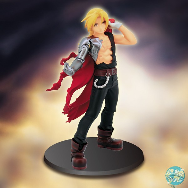 Fullmetal Alchemist - Edward Elric Figur: Furyu