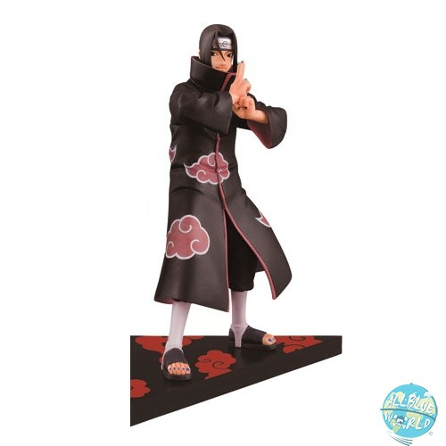 Naruto Shippuuden - Itachi Figur - DXF / Shinobi Relation Vol. 2: Banpresto