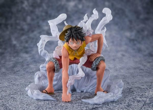 One Piece - Monkey D. Ruffy Figur / FiguartsZERO - Paramount War: Tamashii Nations