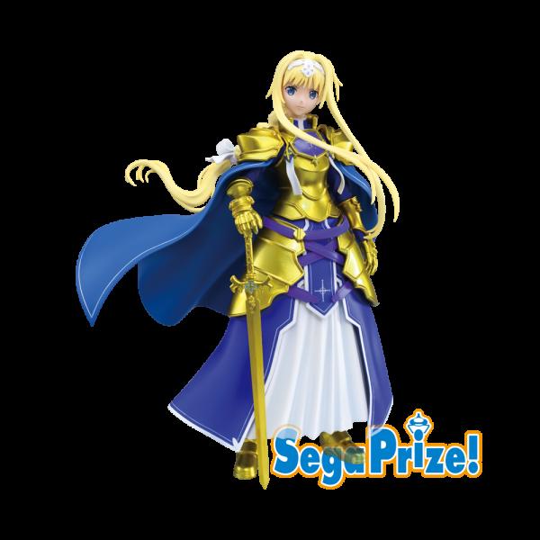 Sword Art Online - Alice Figur / Limited PM: Sega