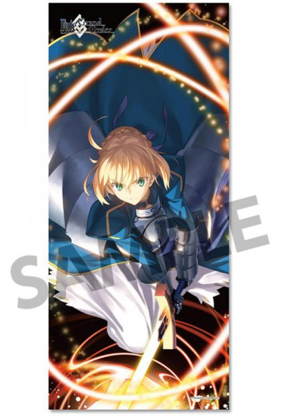 Fate/Grand Order - Saber Microfaser Tuch: Hobby Stock