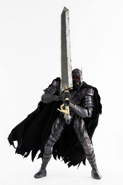 Berserk - Guts Actionfigur / Berserker Armor Version: ThreeZero