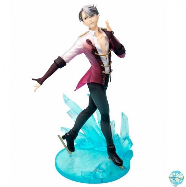 Yuri!!! on Ice - Victor Nikiforov Statue: Chara-Ani