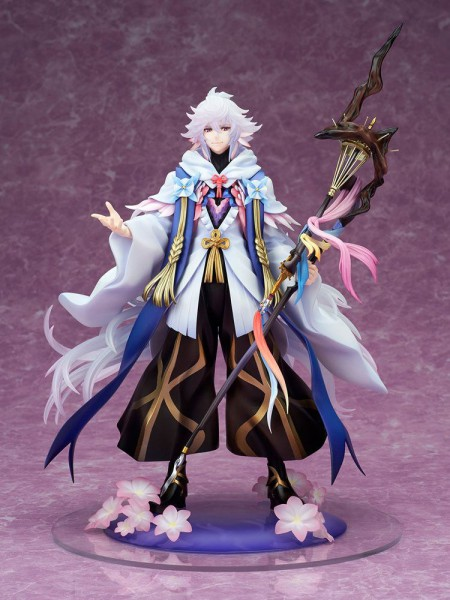 Fate/Grand Order - Caster Merlin Statue / Limited Distribution: Alter