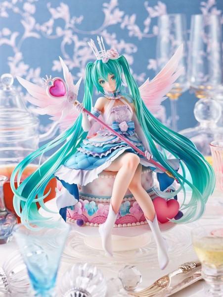 Character Vocal Series 01 - Hatsune Miku Statue / Birthday 2020 Sweet Angel Version: Square Enix