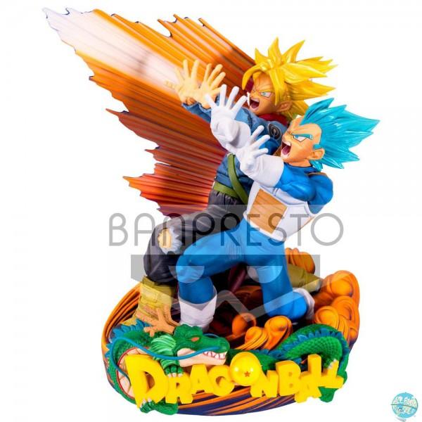 Dragonball - Vegeta & Trunks Figur - Master Stars Piece: Banpresto