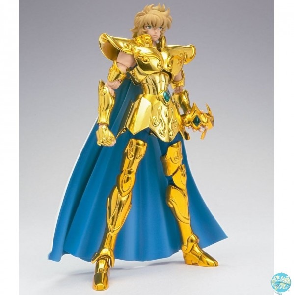 Saint Seiya - Leo Aiolia Actionfigur - Saint Cloth Myth EX: Bandai