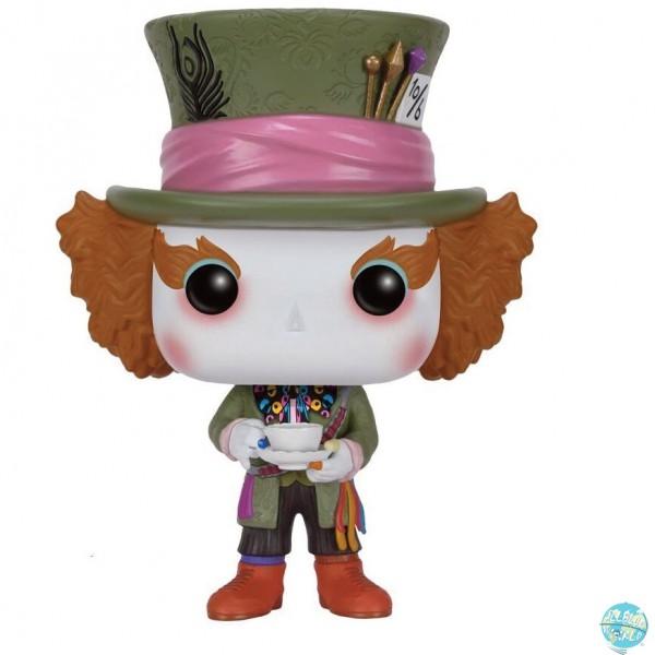 Alice im Wunderland - Der Verrückte Hutmacher Figur - Disney POP: Funko