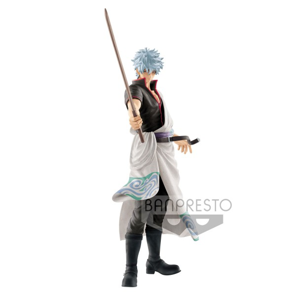 Gintama The Movie 2 - Gintoki Sakata Figur: Banpresto