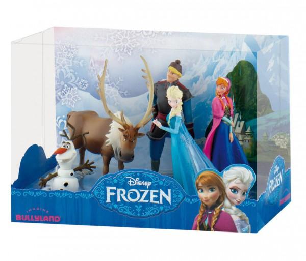 Die Eiskönigin – Völlig unverfroren - Geschenkbox / 5 Figuren Deluxe: Bullyland