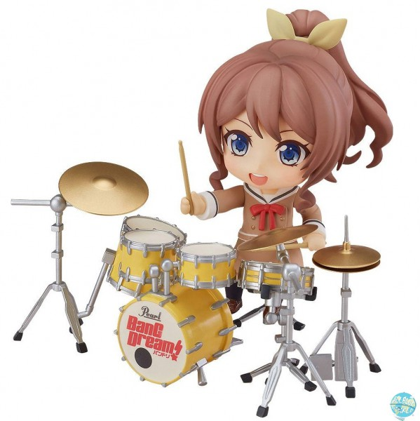 BanG Dream! - Saya Yamabuki Nendoroid: Good Smile Company