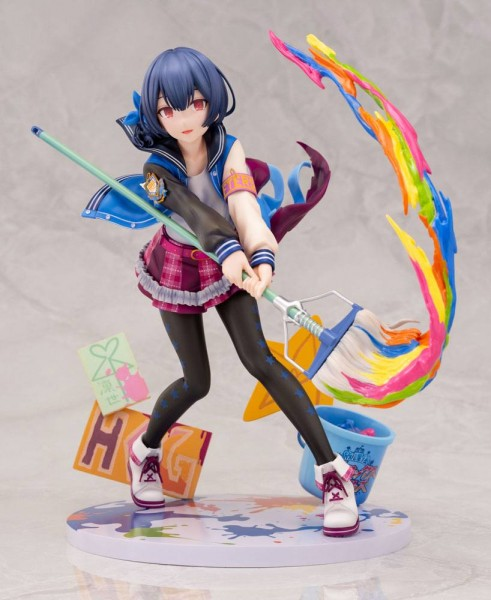The Idolmaster - Rinze Morino Statue / Brave Hero Version: Ami Ami