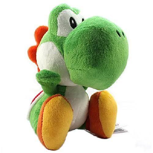 Nintendo Yoshi Plüschfigur grün 26cm: Together+