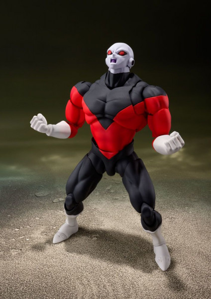Dragon Ball - Jiren Actionfigur / S.H.Figuarts: Tamashii Nations