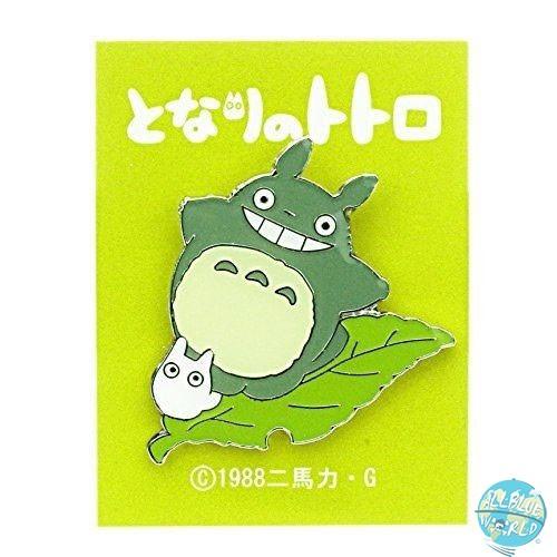 Studio Ghibli - Totoro Ansteck-Button - Mein Nachbar Totoro: Benelic