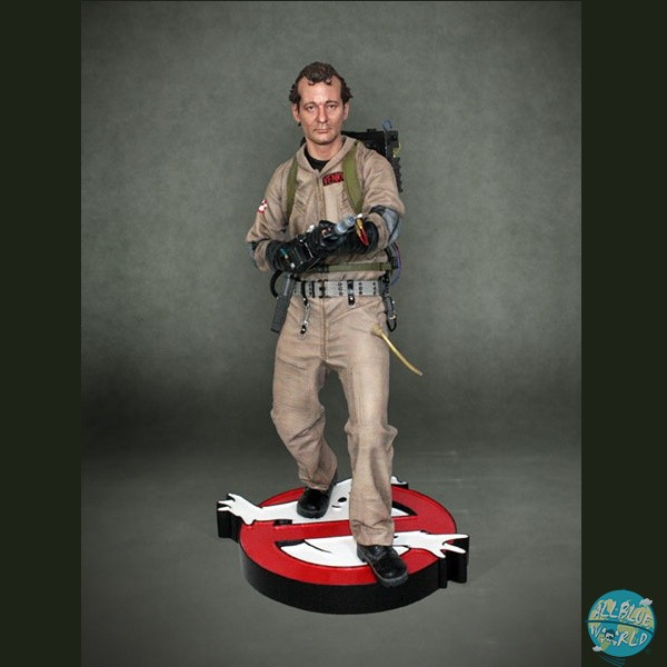 Ghostbusters - Peter Venkman Statue: Hollywood Collectibles Group