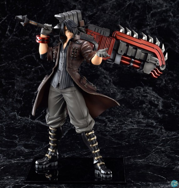 God Eater - Lindow Amamiya Statue: Broccoli