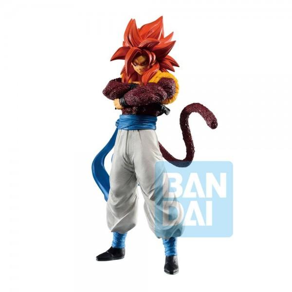 Dragon Ball Z - Dokkan Battle - SSJ4 Gogeta Figur / Ichibansho: Bandai