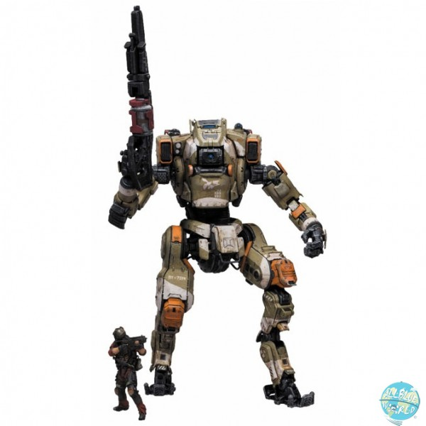 Titanfall 2 - BT-7274 Actionfigur - Deluxe: McFarlane Toys