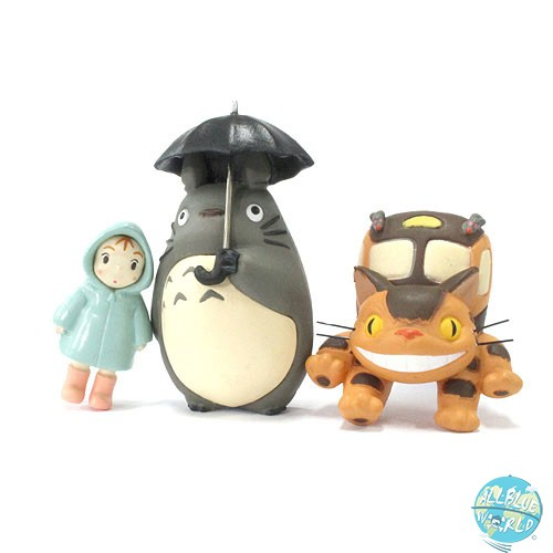 Studio Ghibli - Magnete Set Rain - Mein Nachbar Totoro: Benelic