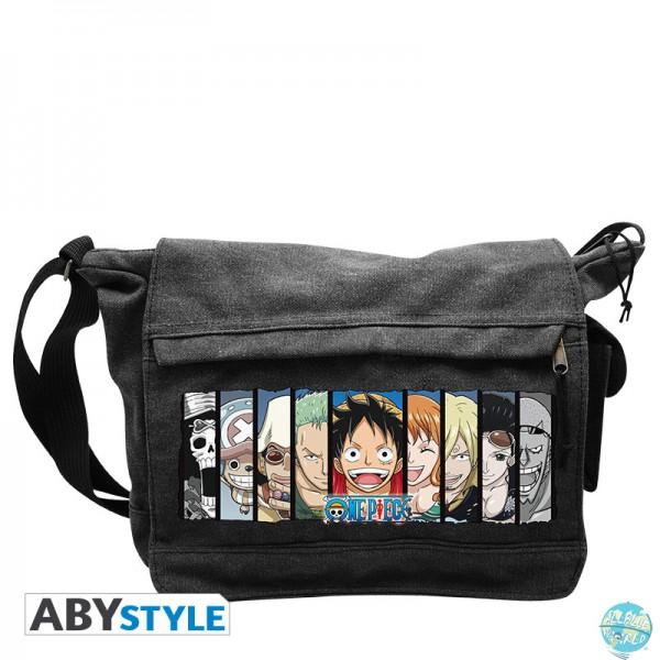 One Piece - Messenger Bag - Strohhut Piratenbande - NEW WORLD: ABYStyle