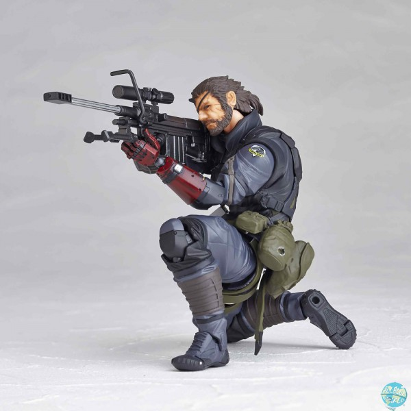 Metal Gear Solid V Venom Snake Actionfigur Sneaking Suit Ver. 16 cm