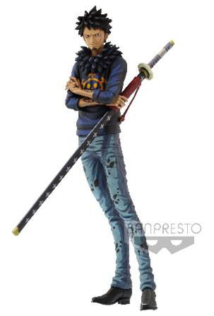 One Piece - Trafalgar Law Figur / Grandista - Manga Dimension: Banpresto