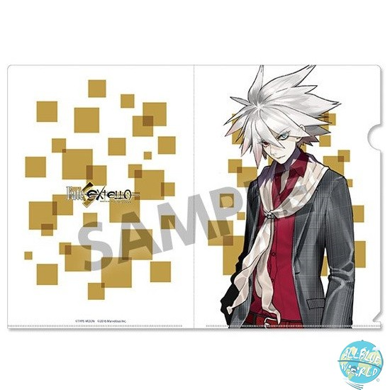 Fate/Extella - Mappe A4 Transparent - Karna: Hobby Stock