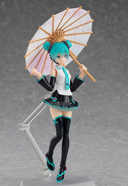 Character Vocal Series 01 - Hatsune Miku Figma / V4 Chinese]: Max Factory-Copy
