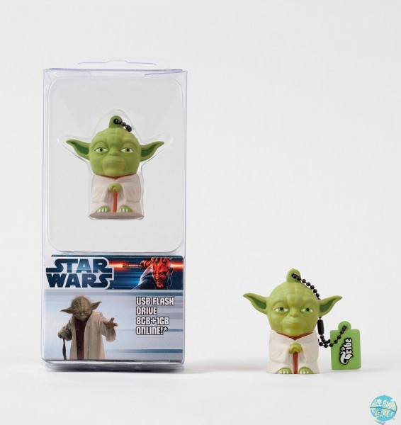 Star Wars - Yoda USB-Stick - 8GB: Tribe