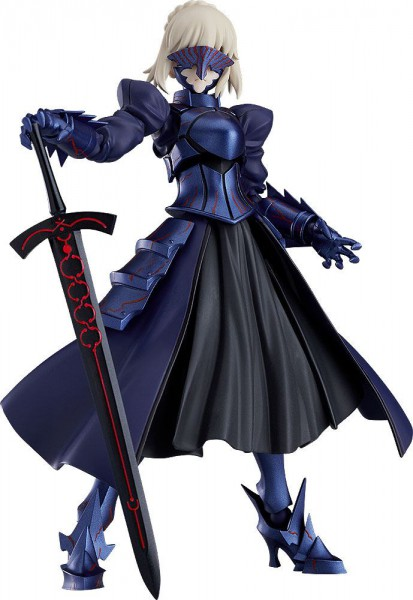 Fate/Stay Night - Saber Alter 2.0 Actionfigur / Figma: Max Factory