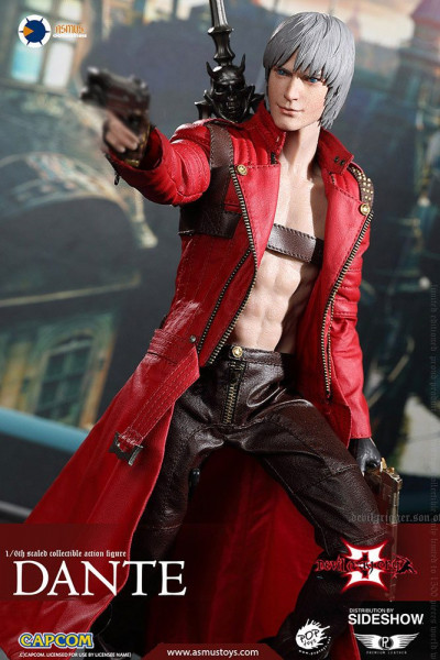 Devil May Cry 3 - Dante Actionfigur: Asmus Collectible Toys
