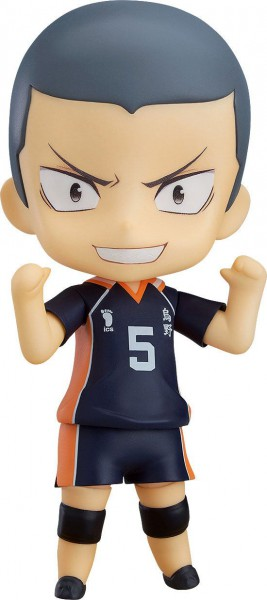 Haikyu!! - Ryunosuke Tanaka Nendoroid: Orange Rouge